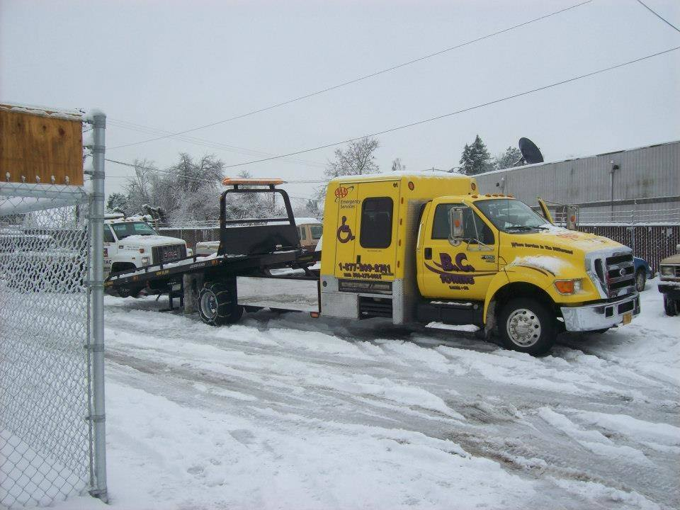 Bc Towing Inc Towing Roadside Assistance In Salem Keizer